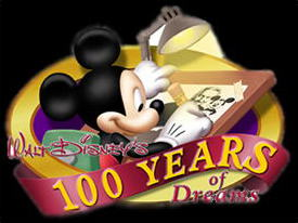 Disney 100 Years of Dreams
